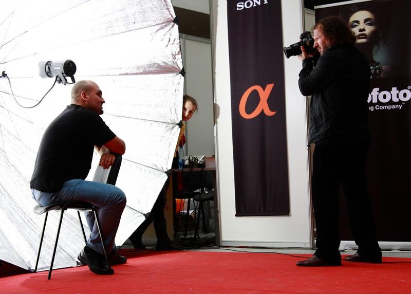 Гильдия рекламных фотографов проведет публичные Show-съёмки с актерами Александринского театра