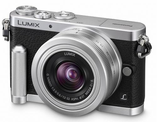Компания Panasonic представила новую линейку компактных фотоаппаратов стандарта Micro Four Thirds — Lumix GM