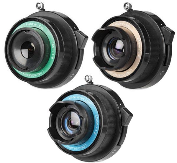 Появилась информация о выпуске набора объективов Experimental Lens Kit