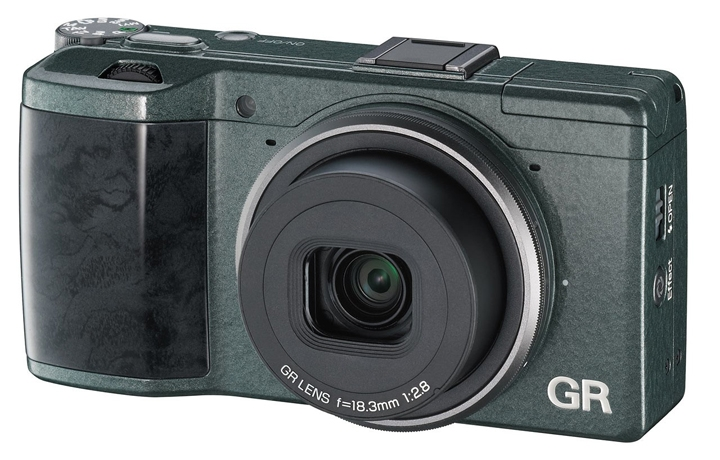 Ricoh Imaging анонсировала цифровую камеру Ricoh GR Limited Edition