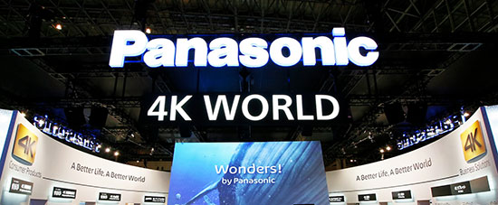 Panasonic представит новую камеру GH4