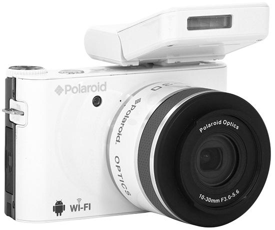 Беззеркальная фотокамера Polaroid iM1836