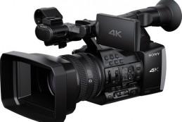 Обзор Sony FDR-AX1 4K