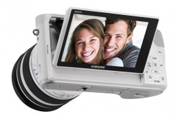 Фотокамера NX300M уже работает на платформе Tizen Camera
