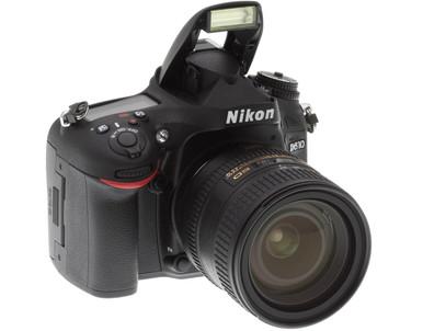 Камеры Nikon D610 избавлены от недостатка, Nikon D600