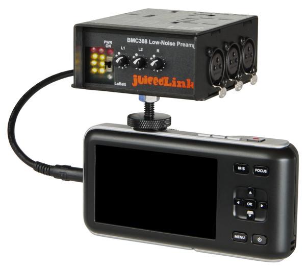 Компания Juicedlink представила малошумящий предусилитель BMC388
