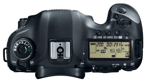 Компания Canon выпустила прошивку 1.2.3. для 5D Mark III