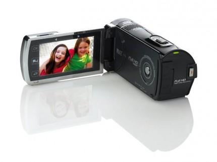 Компания Aiptek представила гибрид Full HD видеокамеры и пикопроектора