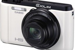 Casio анонсировала фотоаппарат EXILIM EX-FC400S