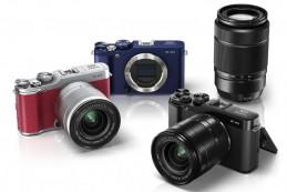 FUJIFILM объявила о старте продаж в России своей компактной камеры — FUJIFILM X-A1
