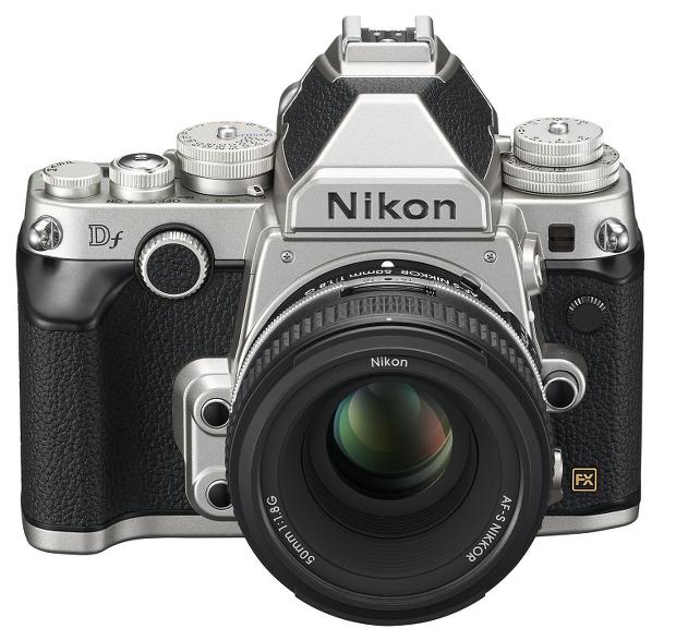 Компания Nikon официально объявила о выходе цифровой зеркальной фотокамеры нового типа Nikon Df