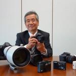 Canon выпустит профессиональную беззеркальную камеру