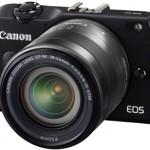 Canon EOS M2 представлена в Японии