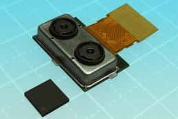 Образцы двухкамерного модуля Toshiba TCM9518MD