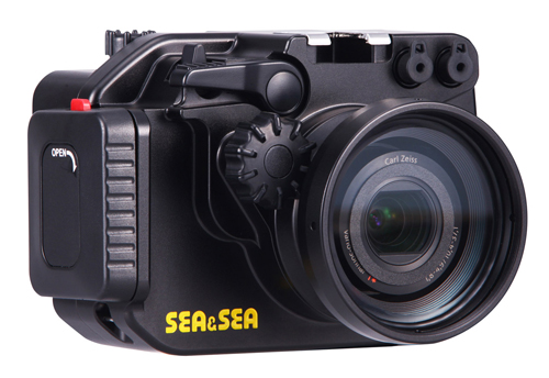 Новый аквабокс Sea MDX-RX100/II