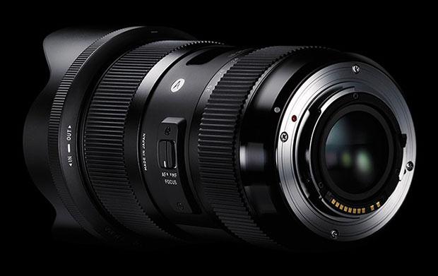 Sigma представит объектив 16-20mm f/2 DG