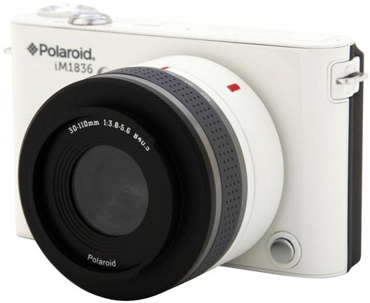 Продажи камеры Polaroid iM1836 прекращены