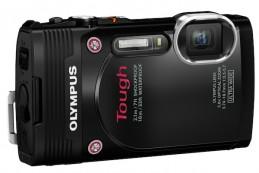 Защищённая фотокамера Olympus Stylus Tough TG-850 IHS