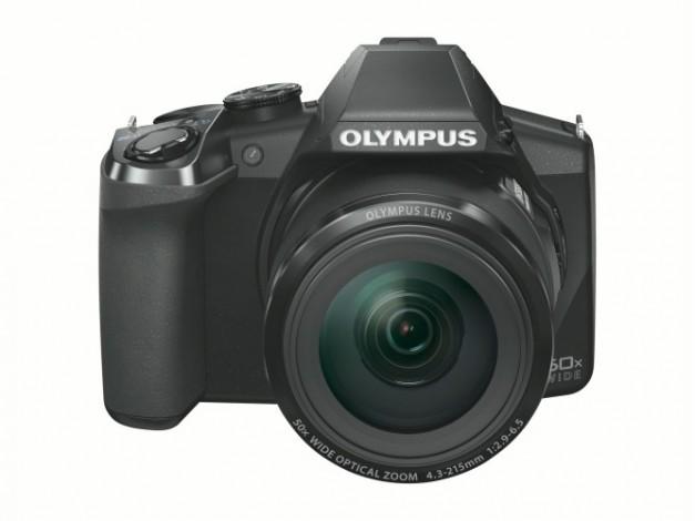 Olympus представила первую камеру