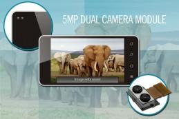 Двойная камера Toshiba