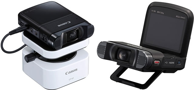 Canon VIXIA Mini X с заметно улучшенным качеством звука