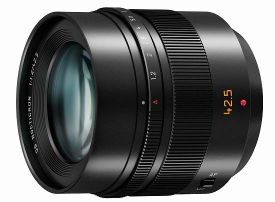 Panasonic выпустила объектив Leica DG Nocticron 42.5mm F1.2 ASPH