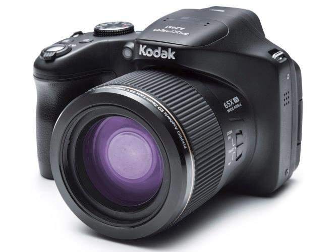 Kodak представила фотоаппарат с 65х зумом