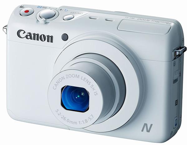 Сегодня Canon представляет совершенно новую концепцию фотокамеры — PowerShot N100