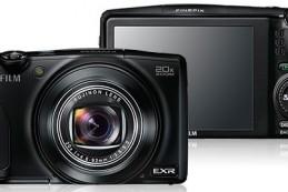 Fujifilm анонсировала компакт Finepix F1000EXR