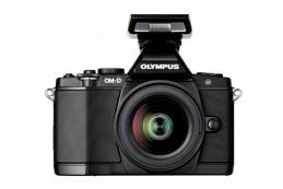 Olympus готовит «беззеркалку» E-M5