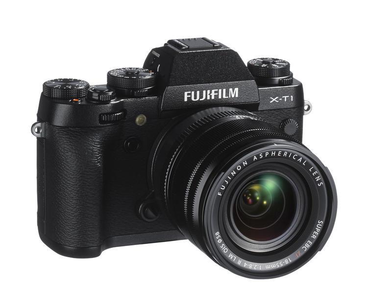 Fujifilm представила камеру X-T1