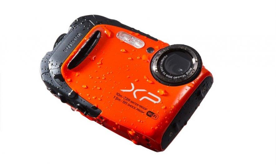 Новые камеры FUJIFILM FinePix