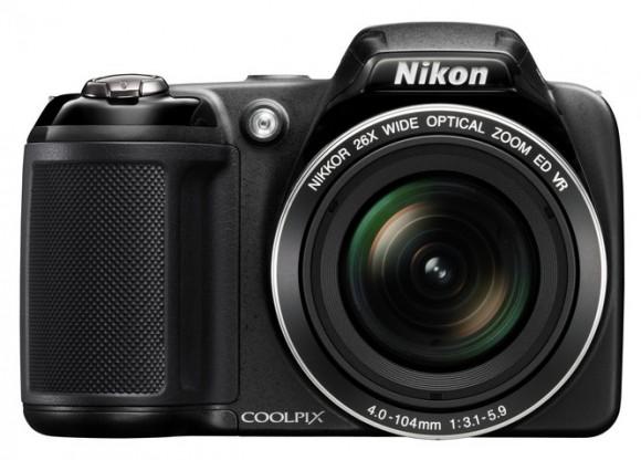 20-мегапиксельный ультразум Nikon Coolpix L330