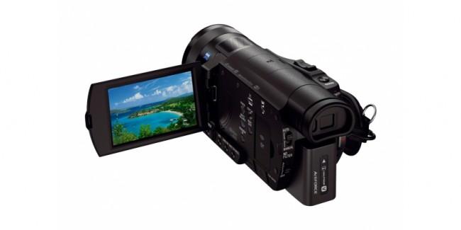 Компактная видеокамера Sony Handycam FDR-AX100