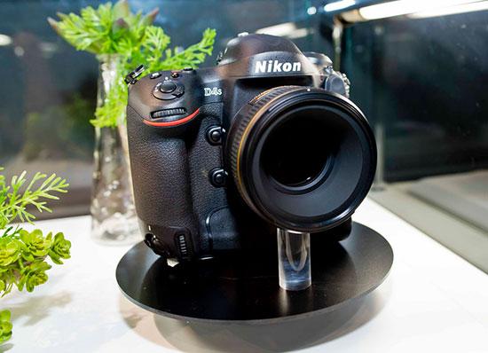 Новая флагманская камера от Nikon
