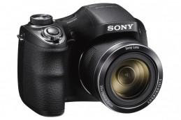 Компания Sony представила пару ультразумов поскромнее — Sony Cyber-shot DSC-HX400V и DSC-H300