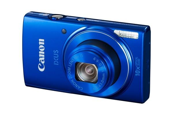 Компания Canon добавила три простые в управлении компактные камеры к серии IXUS
