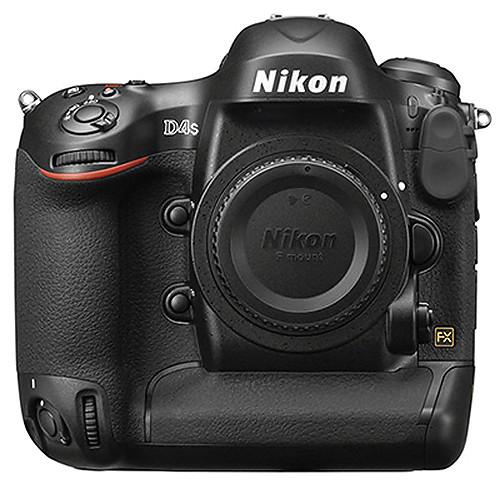 Nikon скоро официально объявит о выходе D4s