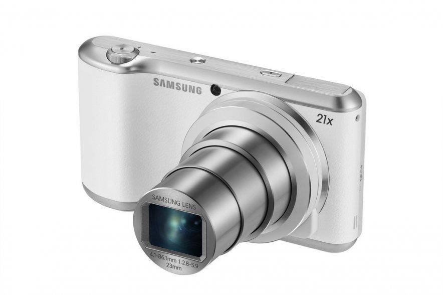 В продажу поступила камера Samsung GALAXY Camera 2