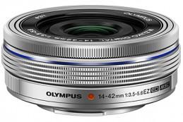 Olympus представила три новых объектива