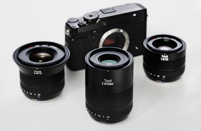 Компания Zeiss представила макро-объектив премиум-класса Touit 2.8/50M