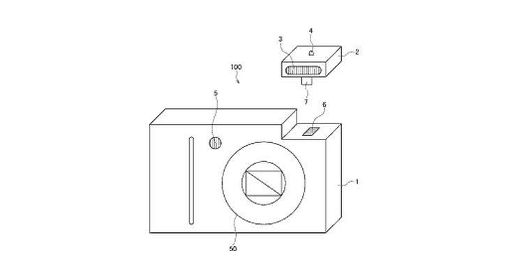 Владелец известной торговой марки Pentax, компания Ricoh недавно получила патент