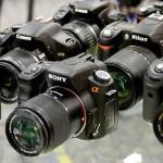 Ритейлер опубликовал отчет по российскому рынку цифровых фотоаппаратов за 2013 год в сравнении с предыдущими годами
