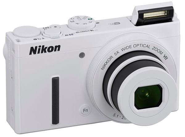 Nikon анонсировала быструю премиум-камеру Coolpix P340