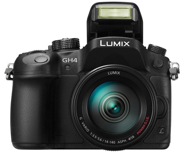Panasonic анонсировала новую флагманскую беззеркальную камеру с поддержкой записи видео в разрешении 4К