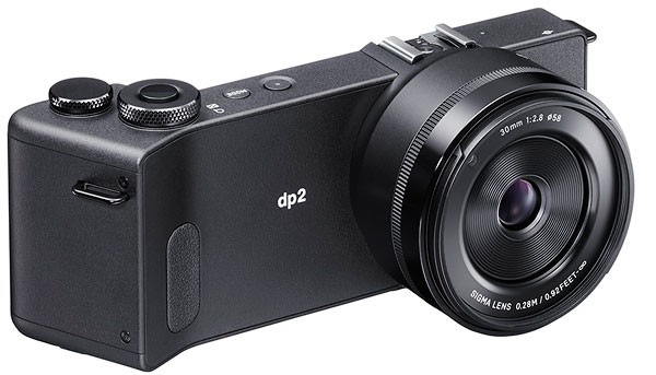 Камеры Sigma dp Quattro предлагают сенсор Foveon X3