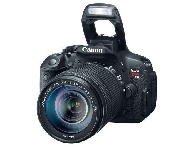 Новые камеры Canon: бюджетная зеркалка и мощный компакт