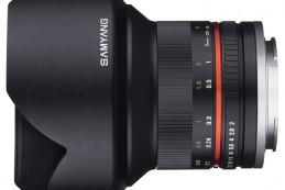 Представлен флагманский объектив Samyang 12mm F2.0 NCS CS