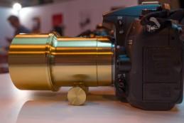 Проект Lomography x Zenit New Petzval Art Lens получил весьма солидную финансовую поддержку на краудфандинговой площадке