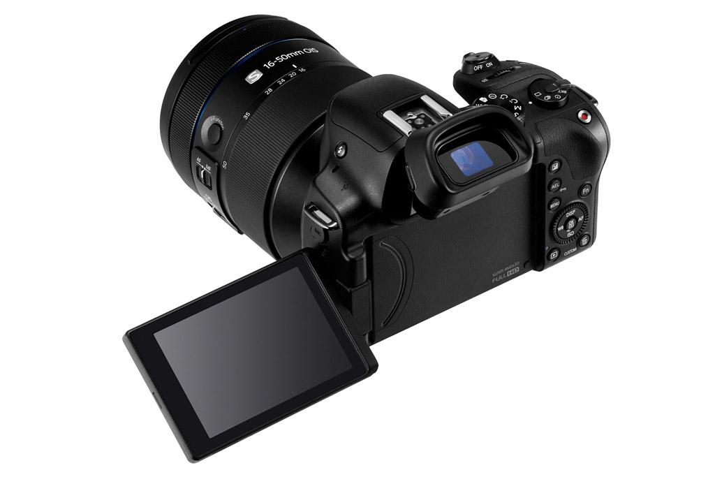 Samsung представила новейшие фотоаппараты